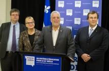 Crédit photo : Parti libéral du Québec